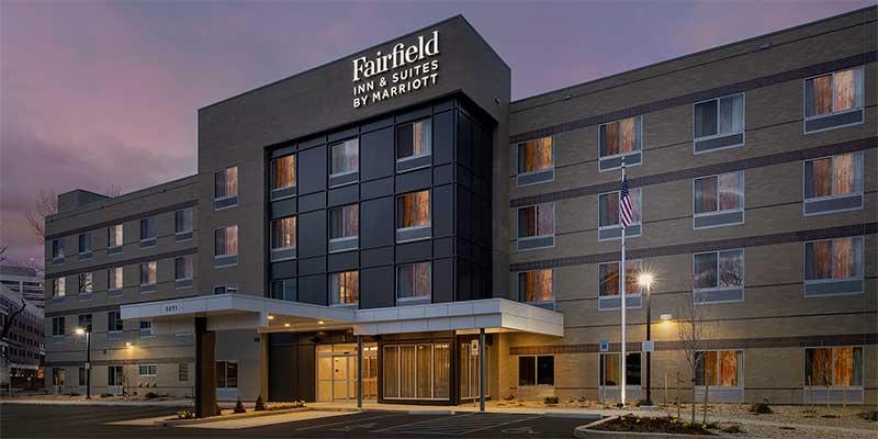 Fairfield by Marriott Inn&Suites