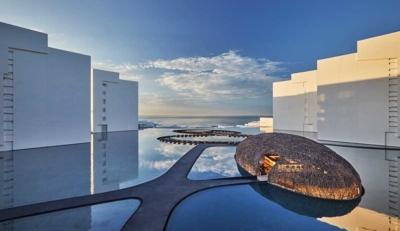 Viceroy Los Cabos: Το νέο φουτουριστικό ξενοδοχείο της Λ.Αμερικής