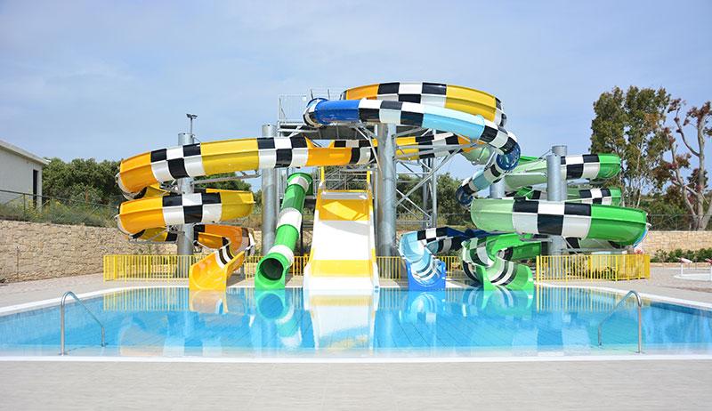 Το ολοκαίνουργιο 4.000 τ.μ. Waterpark του Creta Maris Beach Resort