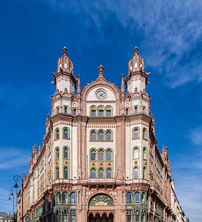 Το Parisi Udvar Hotel Budapest ενώνεται επισήμως με την The Unbound Collection by Hyatt