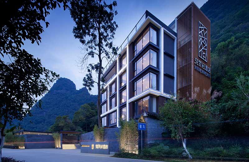 Blossom Dreams Hotel, Jima