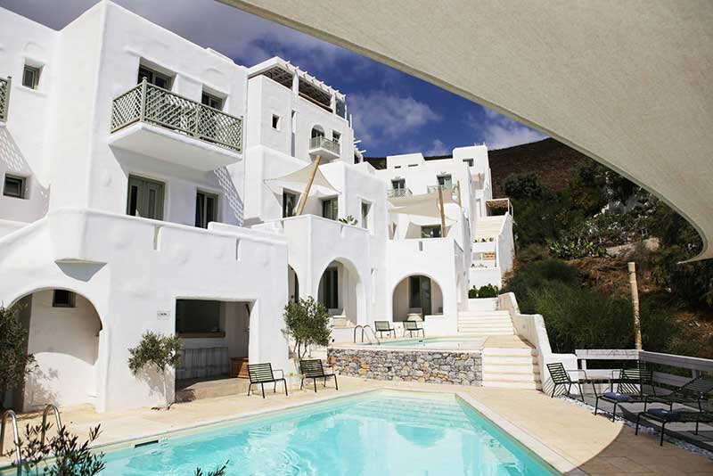 Pylaia Boutique Hotel & Spa, Αστυπάλαια