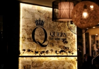 BAR QUEEN eat love drink, Λουτράκι