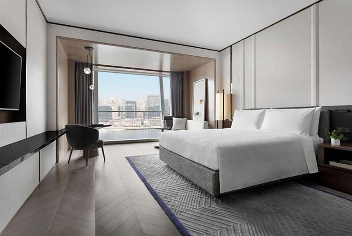 Το νέο JW Marriott Marquis Hotel Shanghai Pudong γίνεται πραγματικότητα στην Κίνα