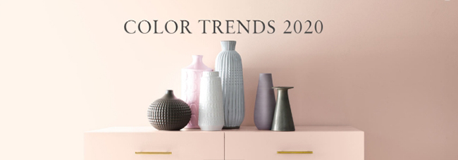 Interior Design Tips: Color of the Year 2020!