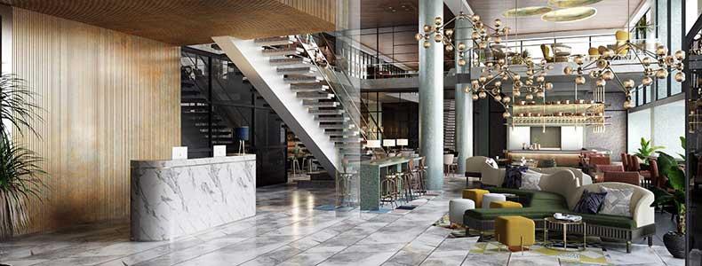 Το Tribute Portfolio φέρνει ελκυστικό design στην πόλη της αρχιτεκτονικής, στην Ολλανδία, με το Slaak Rotterdam.