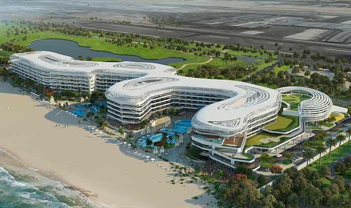 Η Marriott International υπέγραψε συμφωνία για το St. Regis Brand στο Ομάν