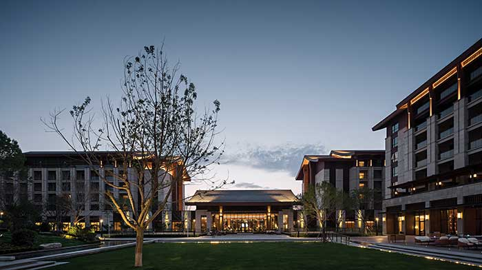 Hyatt Regency Beijing: Όταν το Hotel Design γίνεται ένα με το Φυσικό Περιβάλλον