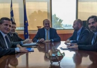 Κ. ΧΑΤΖΗΔΑΚΗΣ: Νομοσχέδιο εφ όλης της ύλης που θα αντιμετωπίζει ζητήματα αδειοδοτικά, πολεοδομικά και χωροταξικά