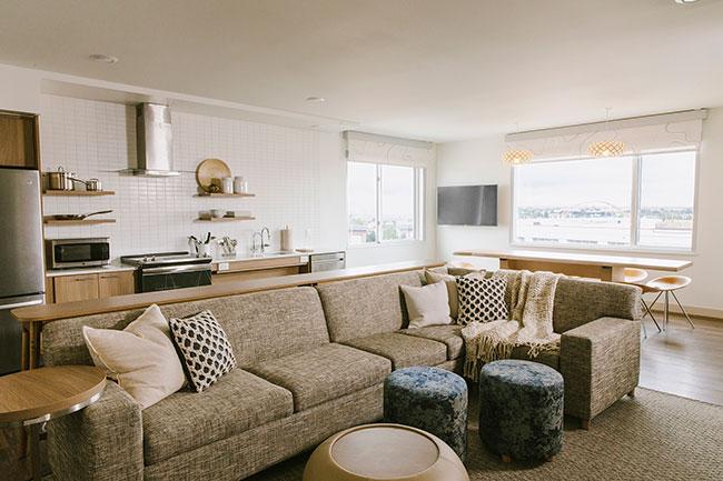 Νέο concept ξενοδοχειακού σαλονιού από την Marriott!