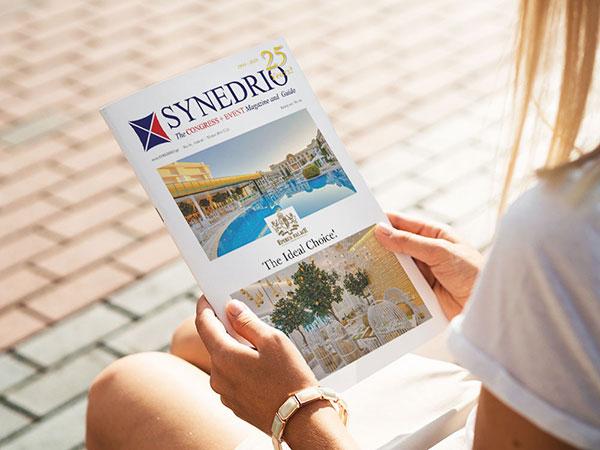 Κυκλοφόρησε το νέο τεύχος του περιοδικού SYNEDRIO!