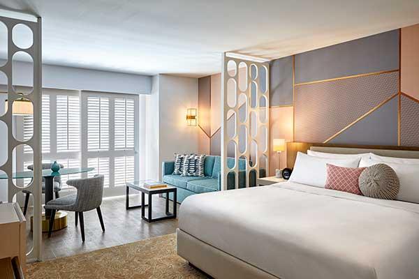 Πλήρης ανακαίνιση για το Renaissance Esmeralda Resort & Spa!
