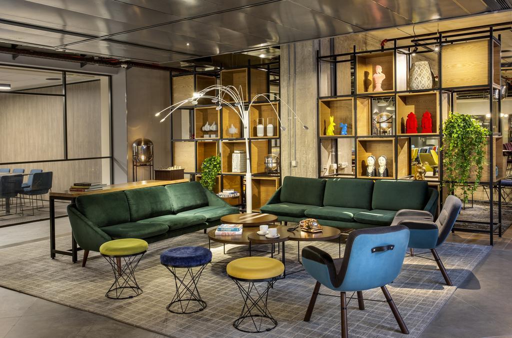 LINK hotel & hub: όταν ένα ξενοδοχείο συνδυάζει μοναδικά την τεχνολογία, την τέχνη και την διαμονή