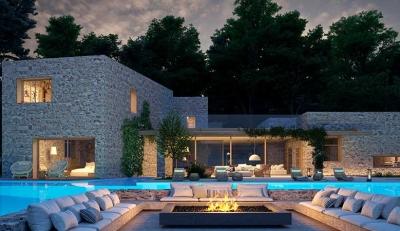 Τουριστική Ανάπτυξη Πολυτελών Βιλών και Ξενοδοχείου με τον τίτλο «Evmareia» σχεδιάζει το αρχιτεκτονικό γραφείο POTIROPOULOS+PARTNERS στην Κροατία