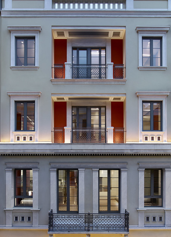 Το νέο boutique ξενοδοχείο με πολυτελείς σουίτες δίπλα στο Σύνταγμα και την Πλάκα