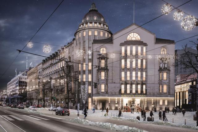 Η Hyatt ανακοινώνει τα σχέδια για την πρώτη ιδιοκτησία στη Φινλανδία με το Grand Hansa Hotel