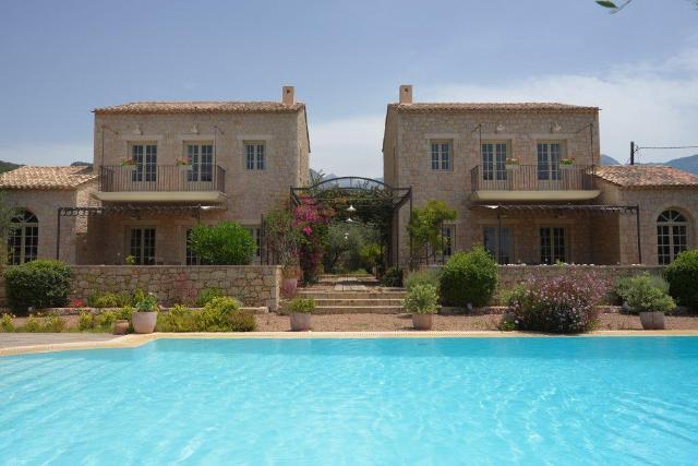 """Ξενώνας """"Liodentra"""":  Στιγμές αυθεντικής φιλοξενίας στην Καρδαμύλη"""