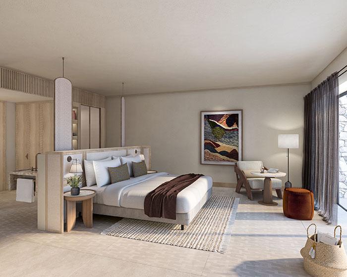 The Royal Senses Resort: Όταν η Κρητική φιλοξενία συναντά το σύγχρονο design