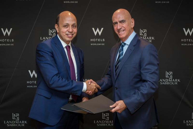 Το 2024 αναμένεται νέο W Hotel στο Κάιρο