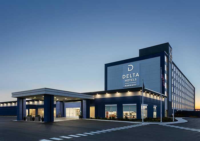 Το Delta Hotels by Marriott επεκτείνει την παγκόσμια παρουσία του με το άνοιγμα του Indianapolis Airport