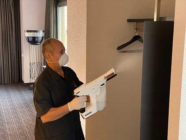 Αναθεώρηση της ξενοδοχειακής καθαριότητας
