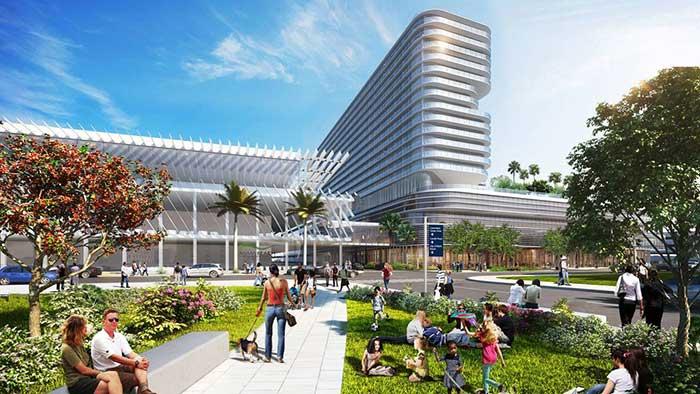 Οι Hyatt, Terra Group και Turnberry ανακοινώνουν σχέδια για το πρώτο Grand Hyatt Hotel στο Miami Beach