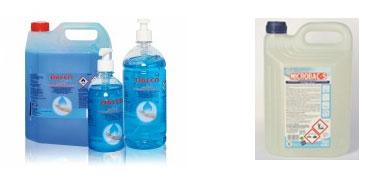 GOLDEN CHEMICALS ABEE: Νέα γκάμα απολυμαντικών - αντισηπτικών και άλλων προϊόντων για τα υγειονομικά πρωτόκολλα ΗΟ.RE.CA.