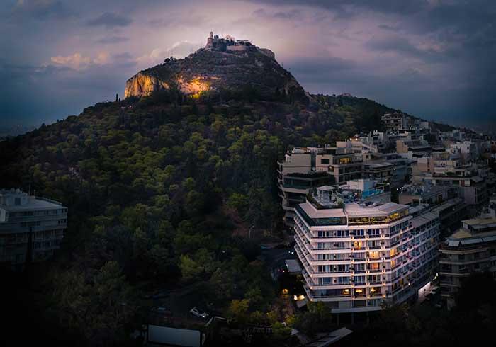 Η διαμονή στο πρόσφατα ανακαινισμένο ξενοδοχείο St.George Lycabettus στην Αθήνα θα ενισχύσει την ευεξία σας!