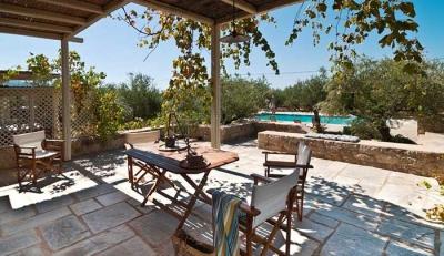 Salvia στην Καρδαμύλη: Ένας ξενώνας με άρωμα παράδοσης από τα Aria Hotels