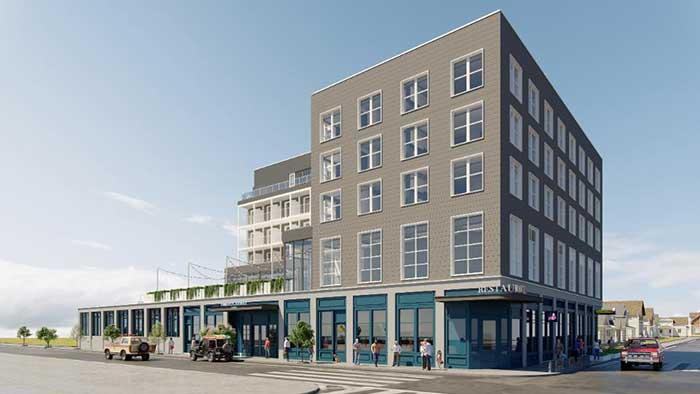 Το Rockaway Hotel θα ανοίξει στο Rockaway Beach της Νέας Υόρκης
