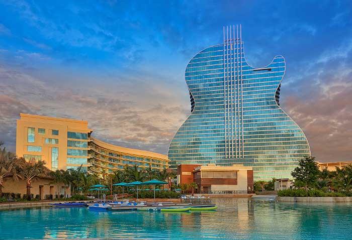 Εντυπωσιακά ξενοδοχεία που ξεχωρίζουν για την αρχιτεκτονική τους