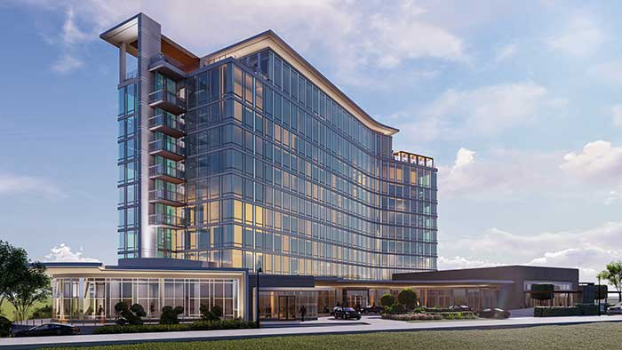 Νέο ξενοδοχείο της Hyatt, το Thompson Houston, αναμένεται να ανοίξει το 2023
