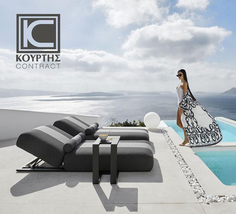 Κούρτης Contract: Νέες τάσεις στον χώρο της φιλοξενίας