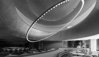 Εστιατόριο ATLATL, Σαγκάη: φουτουριστικό design