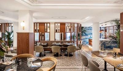 Fauna Restaurant: Η παράδοση της Βαρκελώνης ενσωματώνεται στο interior design