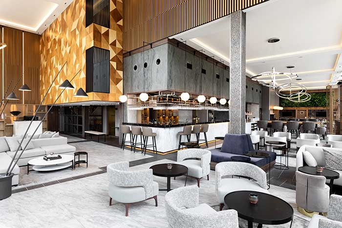 Η AC Hotels by Marriott ανακοινώνει το άνοιγμα του πρώτου της ξενοδοχείου στη Σουηδία