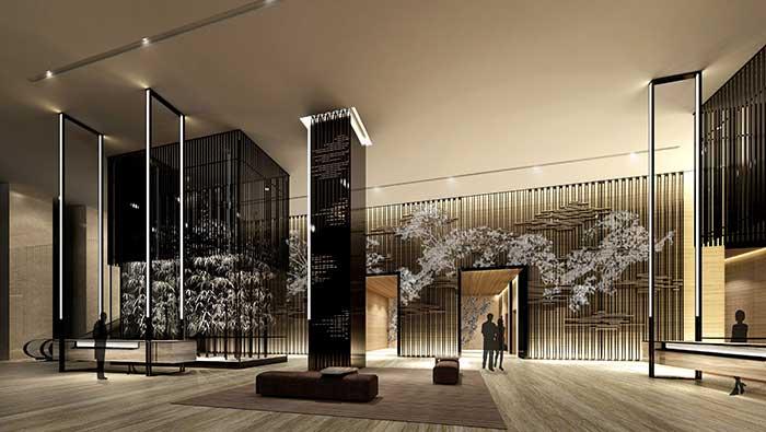 Renaissance Shenzhen Bay: ένα δυναμικό ξενοδοχείο