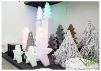 Iδέες χριστουγεννιάτικης διακόσμησης ξενοδοχείων της πόλης