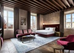 Grand Universe Lucca: Το ξενοδοχείο του 16ου αι. ανακαινίστηκε