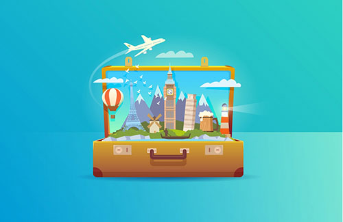 Ποιοί είναι οι πιο δημοφιλείς προορισμοί διακοπών για τους Αμερικανούς Ταξιδιώτες; Ποια η θέση της Ελλάδας;