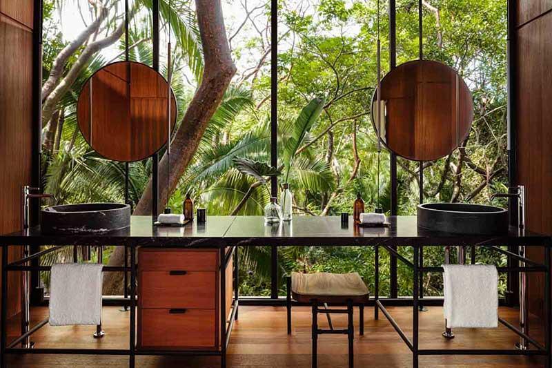One & Only Mandarina: Απίστευτες βίλες με θέα στη ζούγκλα