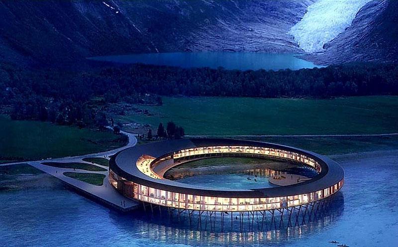 Svart: Το 1ο ενεργειακά αυτόνομο ξενοδοχείο στον κόσμο!