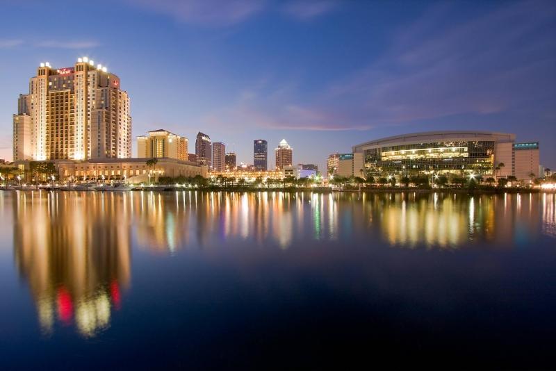 Η JW Marriott γιορτάζει το άνοιγμα της 100ης ιδιοκτησίας της, το JW Marriott Tampa Water Street
