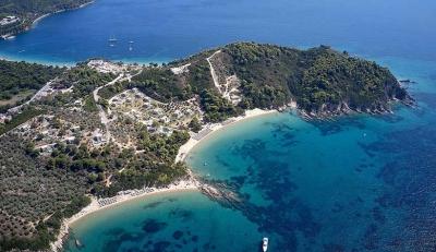 Elivi Skiathos: Διάκριση από το Conde Nast Traveller