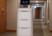 Υψηλής τεχνολογίας ρομπότ που δημιουργήθηκαν με στόχο να βοηθήσουν τους επαγγελματίες της φιλοξενίας