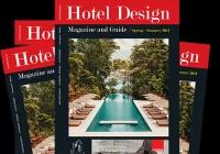 Διαβάστε το Hotel Design Magazine and Guide Spring – Summer 2021!