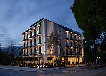 SAY HOTEL more than a stay εμπειρία, στην καρδιά της Κηφισιάς