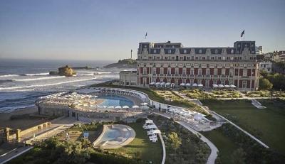 Η Hyatt ανακοινώνει το άνοιγμα του Hôtel Du Palais στο Μπιαρίτζ