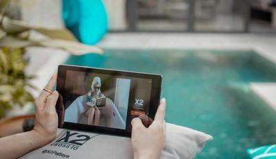 Εκπλήρωση των προσδοκιών των επισκεπτών: Το Cross Hotels & Resorts ενσωματώνει τα tablet SuitePad