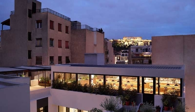 Το «The Editor Hotel Athens» είναι δημιουργημένο με απόλυτο σεβασμό στην ιστορία του κτιρίου